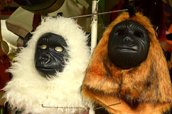 动物面具 免版税图库摄影