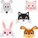 动物Illutsration 免版税库存图片