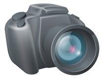 动画片照相机例证 免版税图库摄影