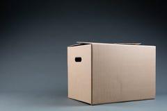 移动的箱子 免版税库存图片