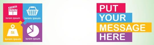 活动董事会商业详述消息办公室人系列集合向量 免版税库存图片