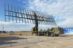 移动雷达 免版税库存照片
