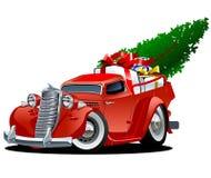 动画片圣诞节提取 图库摄影
