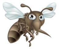 动画片蚊子 库存例证