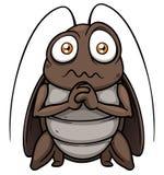 动画片蟑螂 库存照片