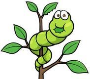 动画片蠕虫 向量例证