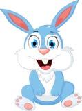 动画片逗人喜爱的兔子 库存图片