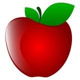 动画片Apple 免版税图库摄影