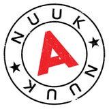 努克邮票橡胶难看的东西 库存照片