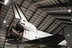 努力航天飞机 免版税库存图片