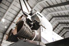 努力航天飞机 库存图片