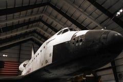 努力航天飞机 免版税库存照片