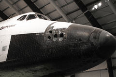 努力航天飞机 免版税图库摄影