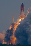 努力STS-134生成 免版税库存照片