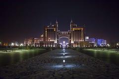 努尔苏丹,阿斯塔纳,哈萨克斯坦,资本,中亚 免版税库存图片