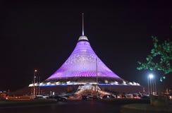 努尔苏丹,阿斯塔纳,哈萨克斯坦,资本,中亚 图库摄影