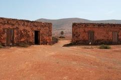 劳利瓦,费埃特文图拉岛,加那利群岛,西班牙 库存图片