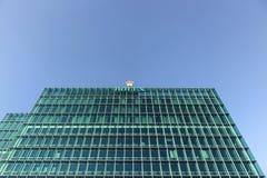 劳力士办公室和总部在日内瓦,瑞士 库存照片