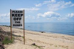 劳埃德脖子海滩 库存图片