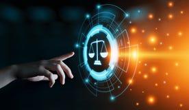 劳工法律师法律企业互联网技术概念 库存图片