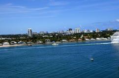 劳德代尔堡佛罗里达 免版税库存图片