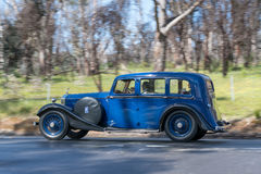 1926年劳斯莱斯20 HP轿车 免版税图库摄影