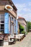 巴勒克埃西尔,土耳其- 2015年5月18日:老鱼 免版税库存图片