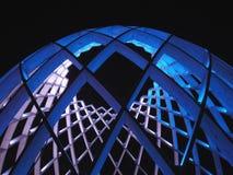 勒克斯光展示设施在赫尔辛基 免版税库存图片