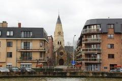 维勒布鲁克,比利时 库存图片