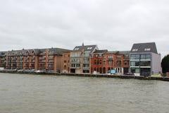 维勒布鲁克,比利时 免版税库存照片