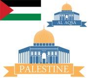 巴勒斯坦 免版税库存图片