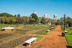 巴勒莫公园,布宜诺斯艾利斯 免版税库存照片