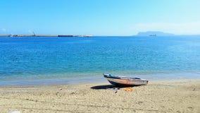 巴勒莫海滩 库存图片