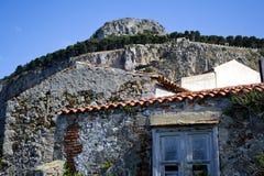 巴勒莫西西里岛 库存照片