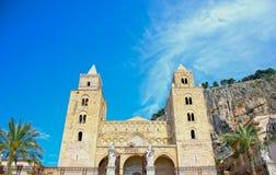 巴勒莫西西里岛 库存图片