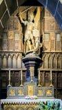 勒蒙圣米歇尔,不列塔尼,法国 免版税库存照片