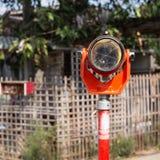 勘测测量器材平实运输工具  免版税库存图片