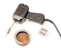 焊接的工具 库存图片