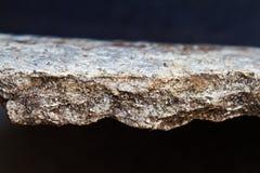 包含波纹状的屋顶板料的石棉水泥 库存图片