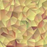 包括三角的抽象背景 企业介绍或网模板横幅飞行物的几何设计 向量例证