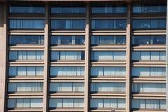 包括楼层单个办公室小组顶层 免版税库存图片