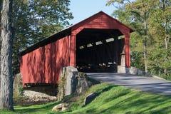 包括的桥梁 免版税库存照片