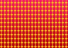 包装的纹理 明亮和欢乐 几何上正确 向量例证