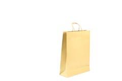 包装纸被隔绝的购物袋 免版税图库摄影