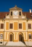 匈牙利主教宫殿佩奇 图库摄影