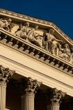 匈牙利博物馆国民 免版税库存图片