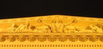 匈牙利博物馆国民 免版税图库摄影