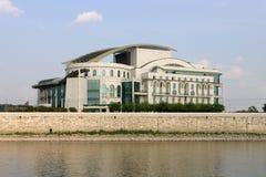 匈牙利国家戏院 免版税图库摄影