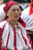 匈牙利妇女 库存图片