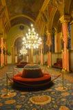 匈牙利议会大厦,布达佩斯 免版税库存图片